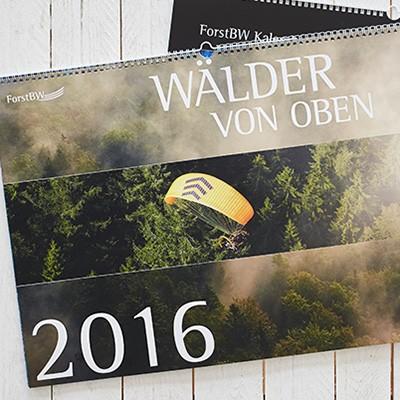 Forst-BW Jahreskalender 2016